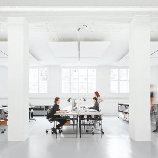 Impressionen auf der Design Agentur in Zürich