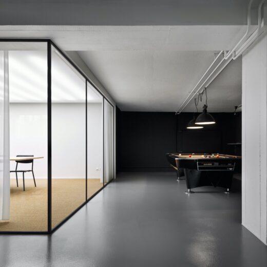 Räumlichkeiten der Design Agentur MADE in Zürich