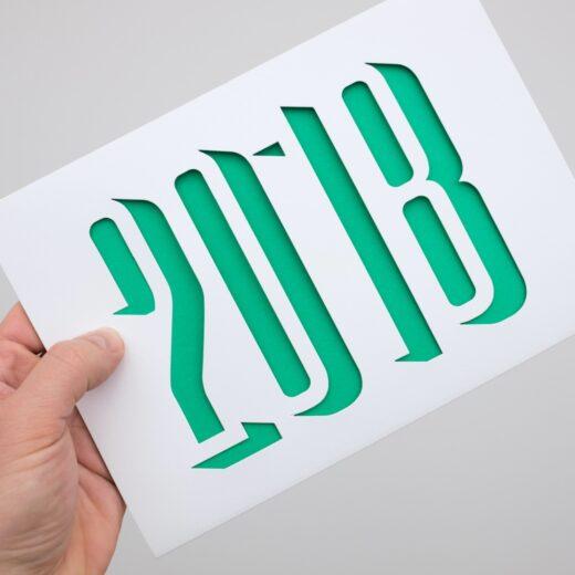 Print Design für SMA 2018
