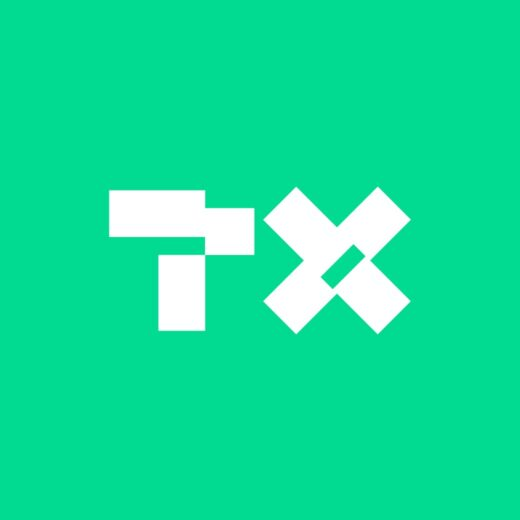 TX Logo Design
