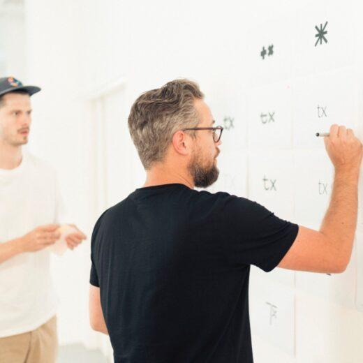 Corporate Identity Entwicklung in Zürich