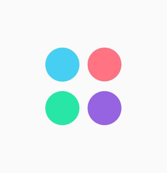 Farbwelt für Homburger Branding
