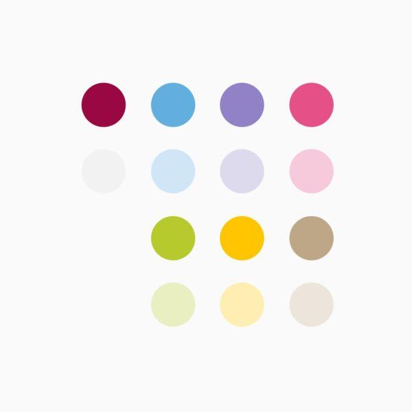 Helsana Branding Farbsystem