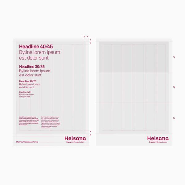 Helsana Corporate Design System