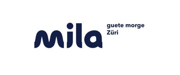 Logo Design für mila