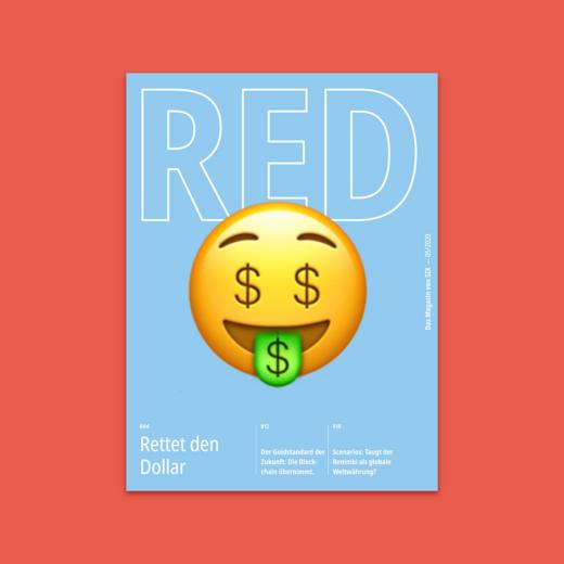 Editorial Design für Magazin von SIX