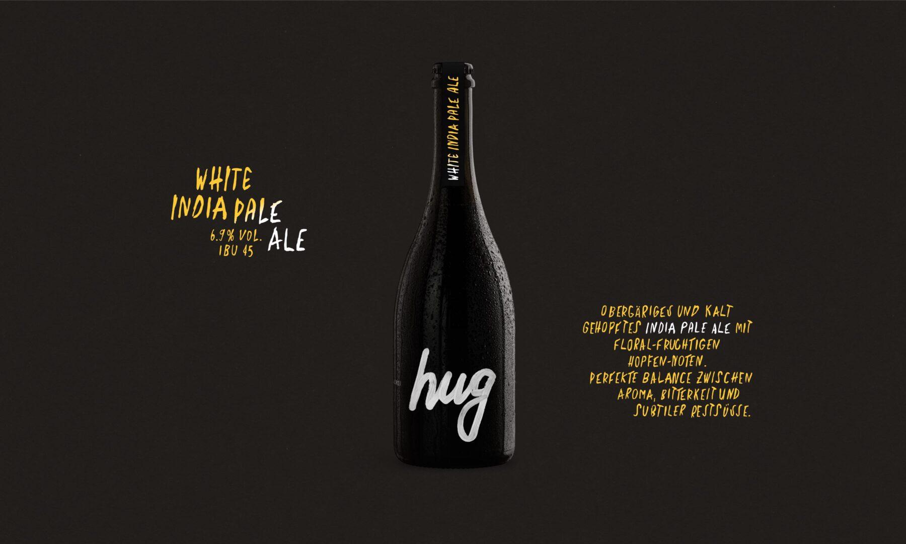 Hug Rebranding Elemente