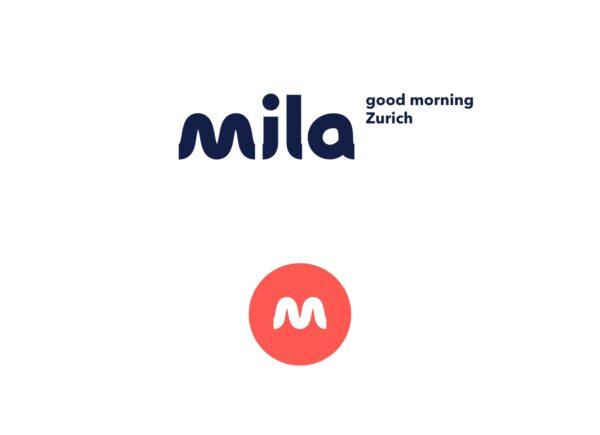 mila Responsive Logo Design
