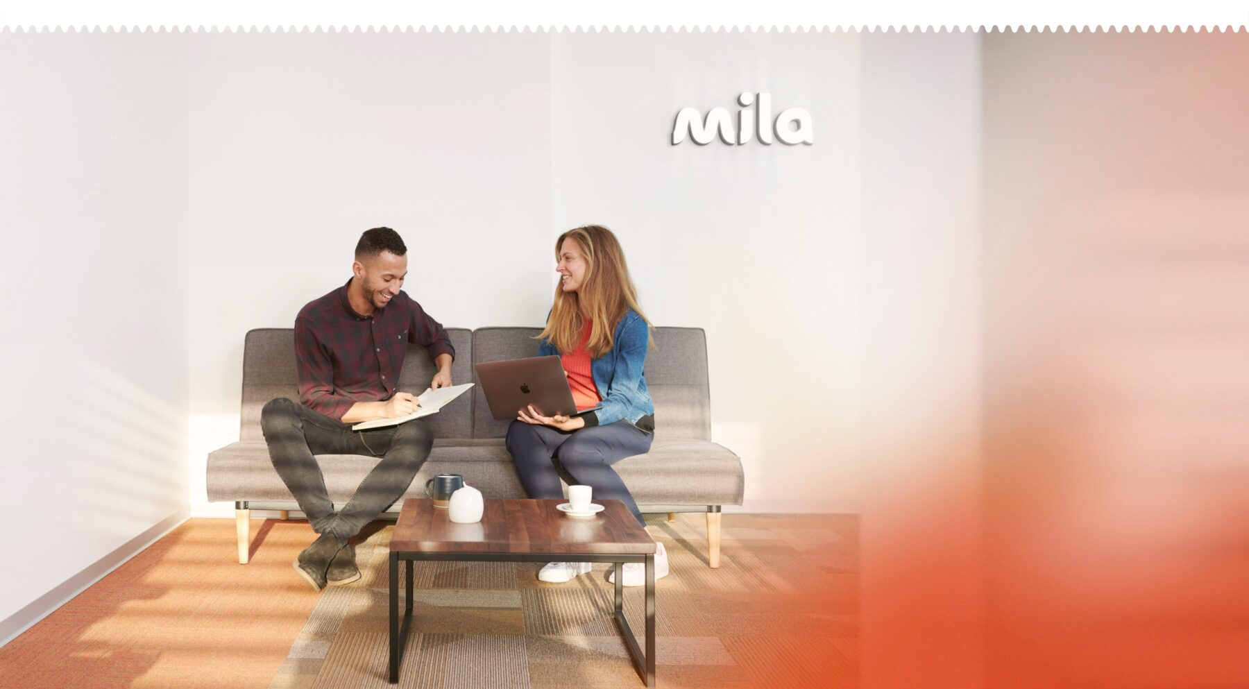 mila Corporate Branding