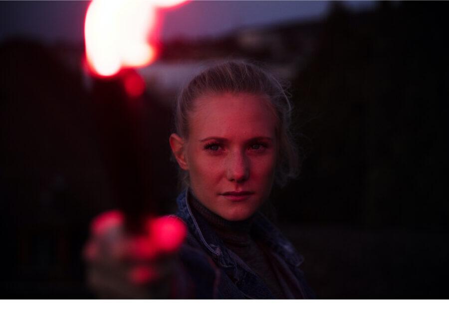 Tamedia Foto Shooting für Rebranding
