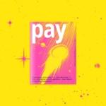 Editorial Magazin Cover Design für SIX PAY