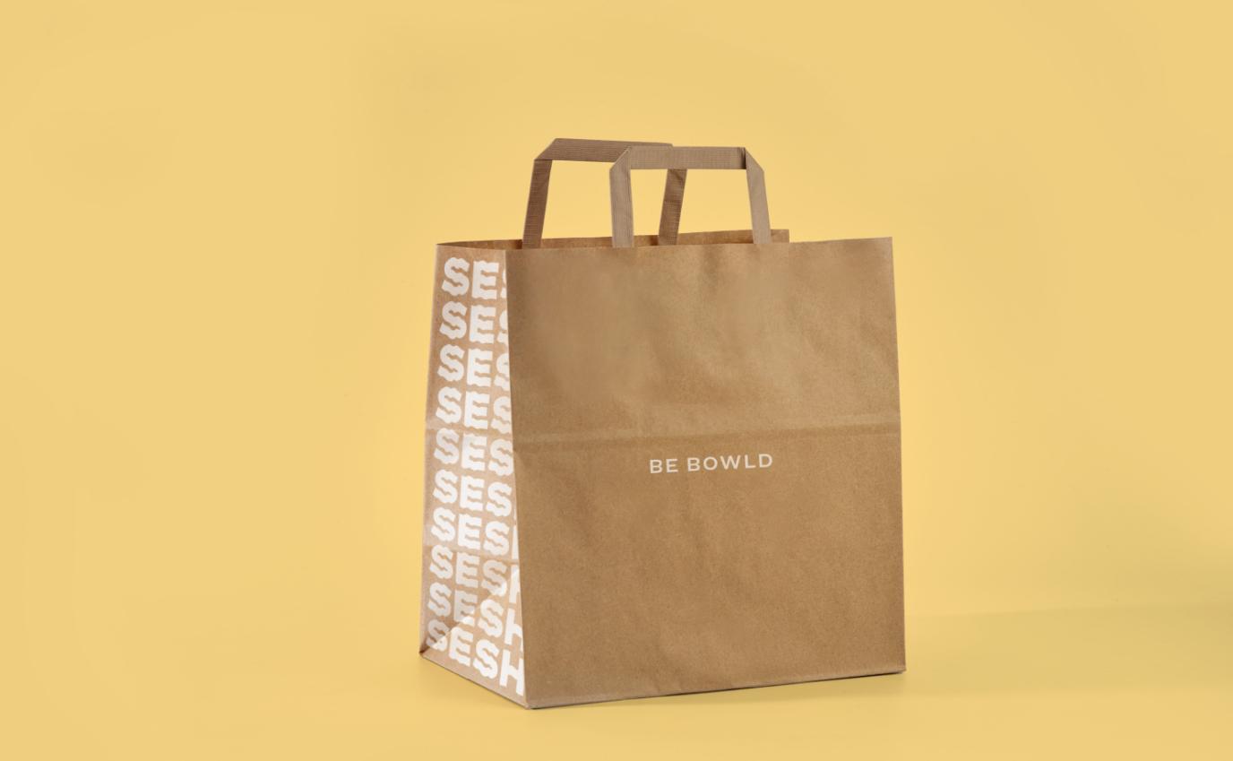 Packaging Design für SESH