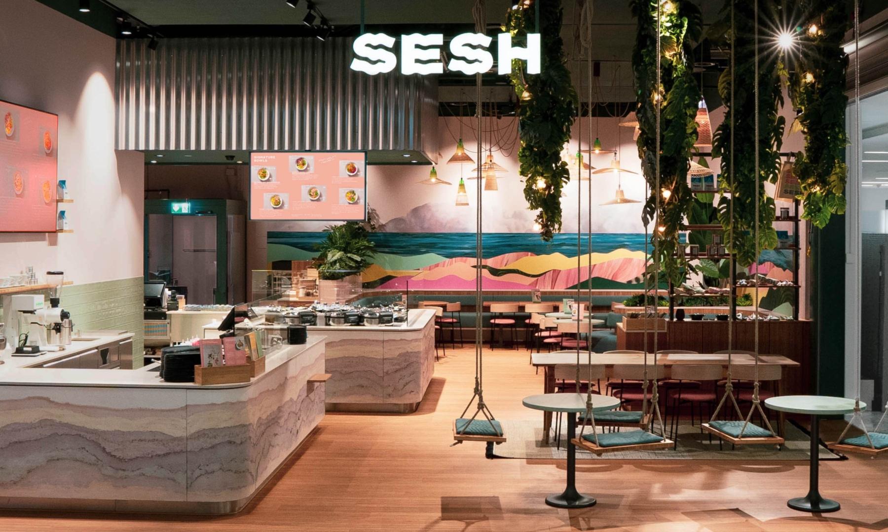 Interiour Design für SESH
