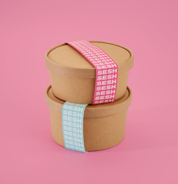 SESH Packaging Design